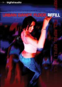 Urban Dance Floor Refill - Slammin' dance floor Hip Hop tracks in Reason Refill