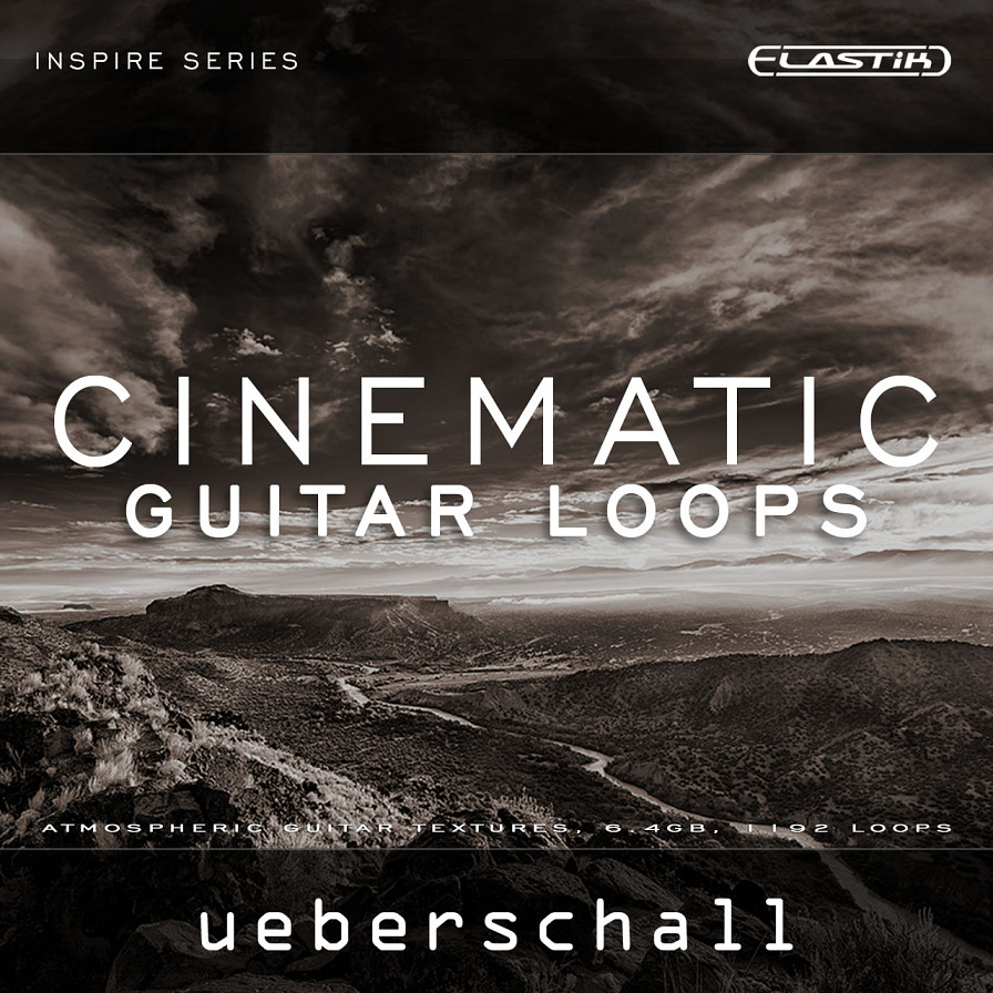 Cinematic Guitar Loops - A huge collection of atmospheric guitar performances