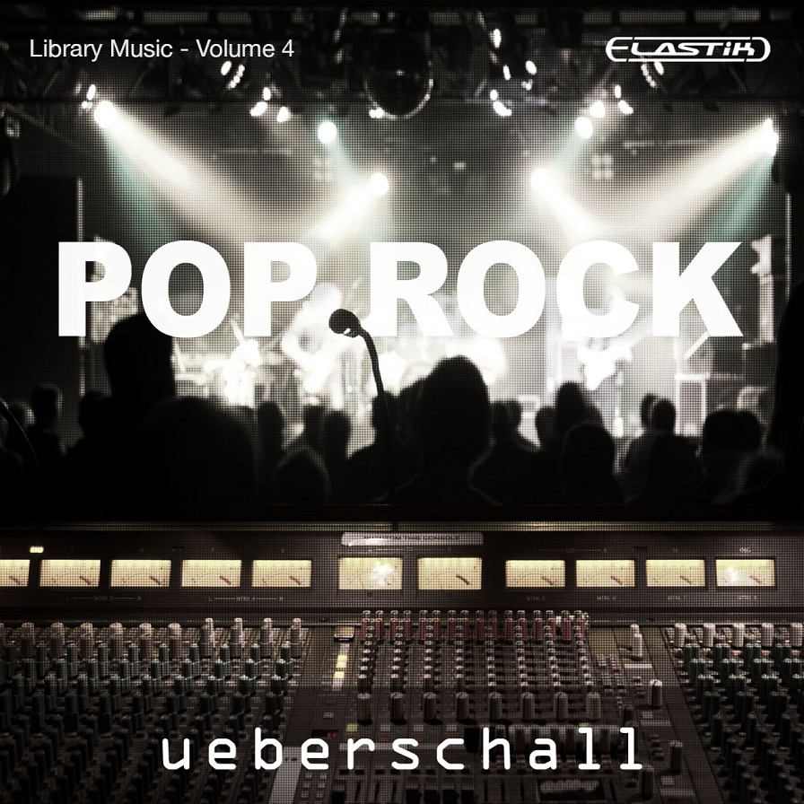 Pop Rock - Guitar-based chart hits for Pop-Rock from Ueberschall