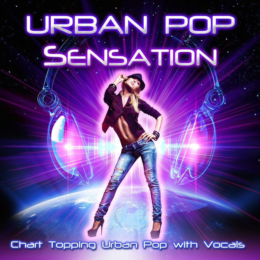 Urban Pop Sensation - Solid pop music with catchy vocal hooks