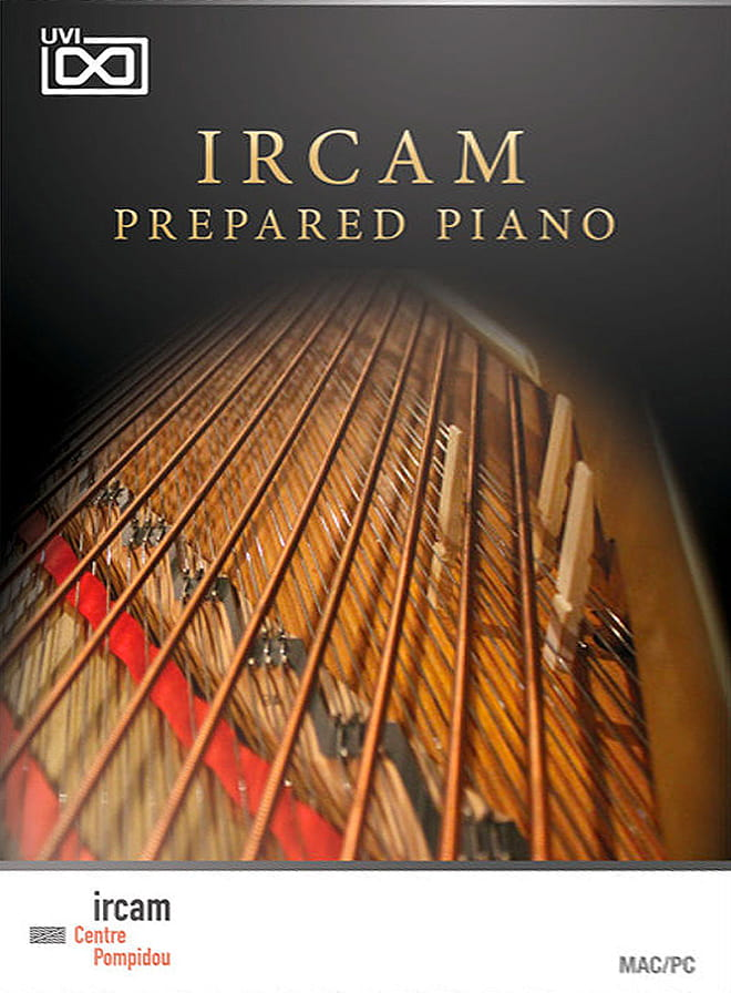 IRCAM Prepared Piano - The Premier Experiment Instrument