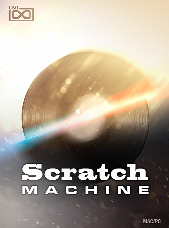 Scratch Machine - An intensly replicated production of turntable scratching