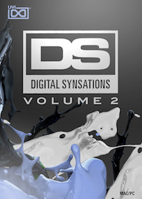 Digital Synsations Vol. 2 - 3-instrument suite delivering authentic sounds of vintage digital synths