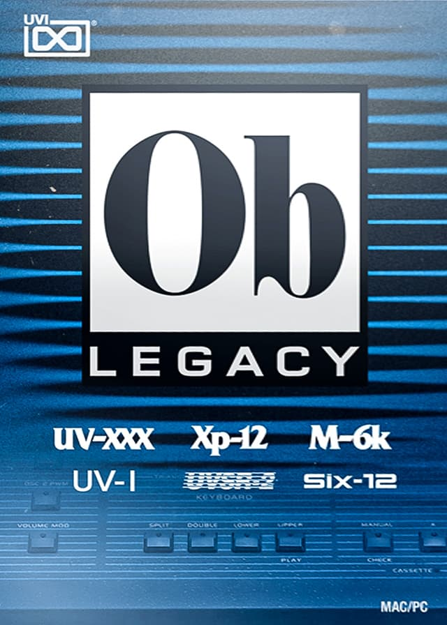 OB Legacy - Homage to a Synthesizer Luminary