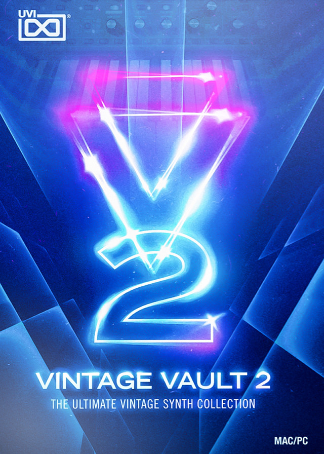 Vintage Vault 2 - The Ultimate Vintage Synth Collection