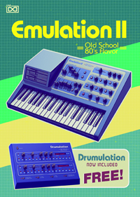 Emulation II - The ultimate resource for Old School 80's flavor