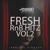 Fresh RnB Hitz Vol. 2 - Construction Kits ready to make instant hits