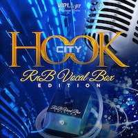 Hook City: RnB Vocal Box Edition - 31 huge RnB construction kits with Talkbox