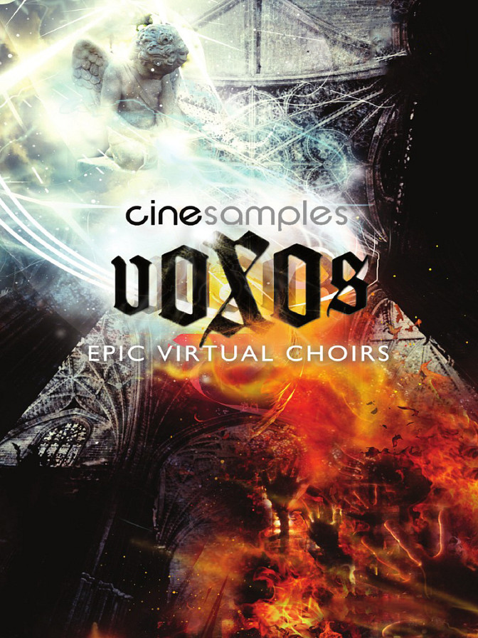 Voxos: Epic Virtual Choir - The Epic Choir Sample Library