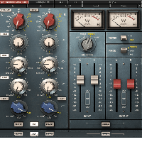Scheps 73 - This plug-in captures the feel of a real 1073 at the click of a button