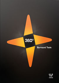 360° Surround Tools - A comprehensive set of processors for mixing 5.1 Surround sound