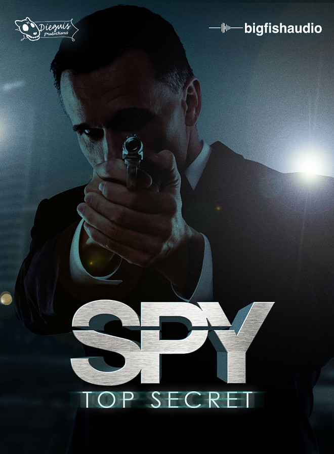 Spy: Top Secret - Traditional and modern sounds of espionage