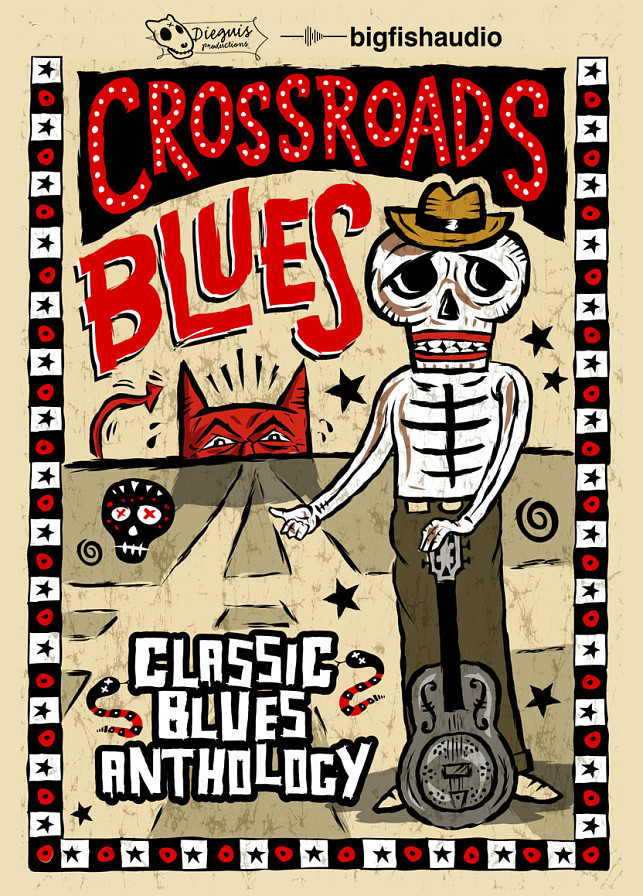Crossroads Blues - Classic and Traditional Blues construction kits