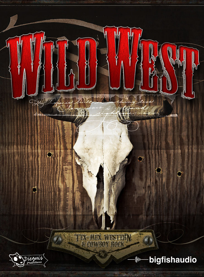 Wild West - Tex-Mex, Western and Cowboy Rock Construction Kits