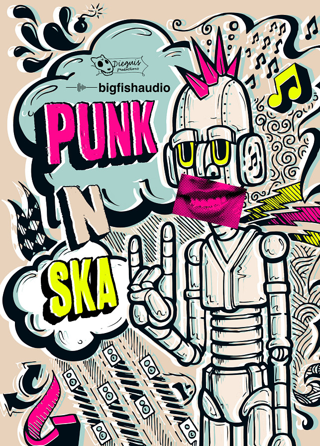 Punk N' Ska - Modern punk, classic punk and ska construction kits