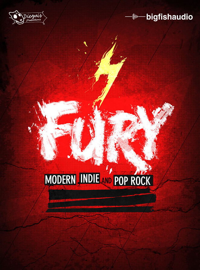 Fury: Modern Indie and Pop Rock - 10.6 GB of modern Pop and Indie Rock
