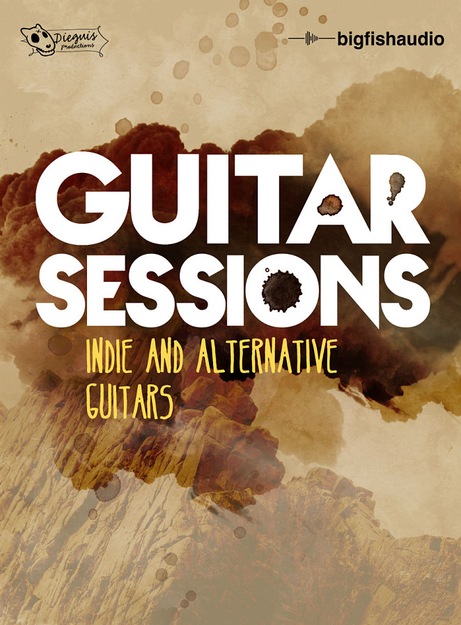 Guitar Sessions: Indie and Alternative Guitars - Indie and Alternative songwriter guitar styles