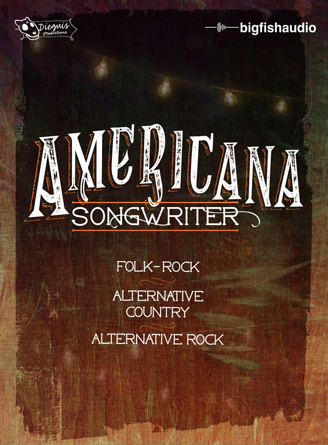 Americana Songwriter - Folk-Rock, Alt Country and Alt Rock Songwriting Styles