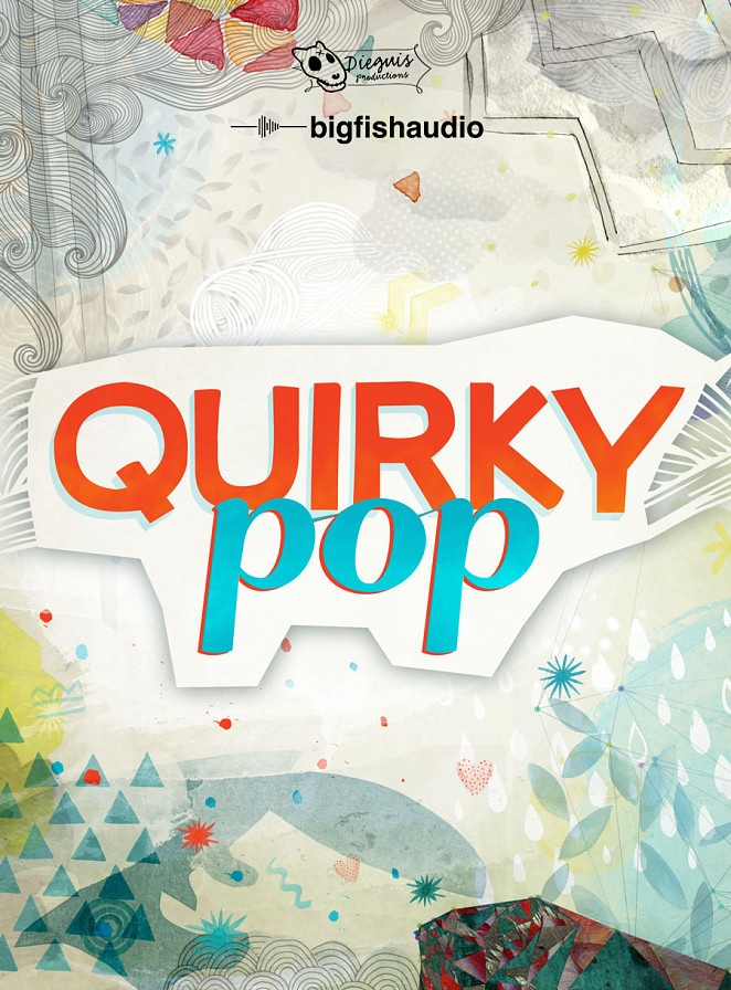 Quirky Pop - Wacky, Happy and Feel Good Pop Styles