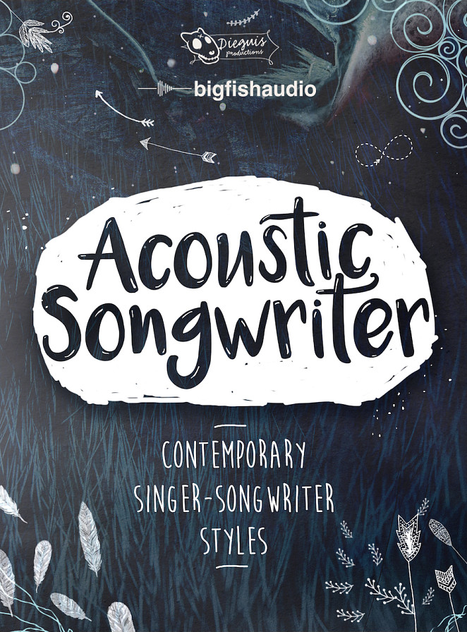 Acoustic Songwriter - Contemporary Singer Songwriter Styles