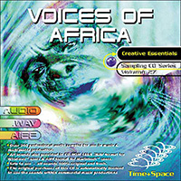 Voices of Africa - Vocals and chants from Africa
