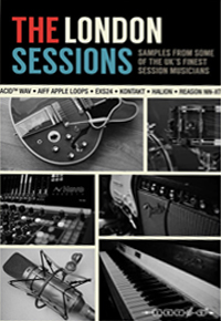 London Sessions, The - Over 5GB of Lounge, Rock, Funk, Retro, and Soul session loops