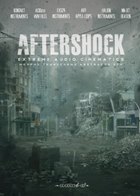 AfterShock - Extreme Audio Cinematics - Over 2GB of extreme audio atmospheres and FX for film and game soundtracks