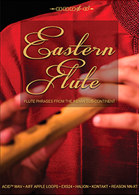 Eastern Flute - Authentic eastern style flute phrases