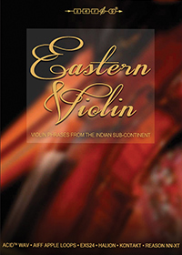 Eastern Violin - Authentic eastern style violin phrases