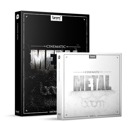 Cinematic Metal - Bundle  product image