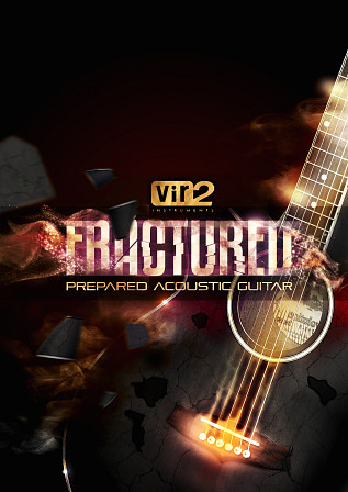 Fractured: Prepared Acoustic Guitar product image