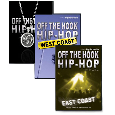 Off The Hook Hip Hop Bundle product image