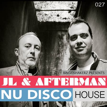 JL & Afterman: Nu Disco House product image