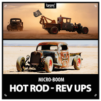 Hot Rod - Rev Ups product image