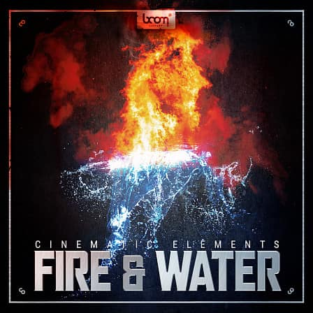 Cinematic Elements: Fire & Water product image