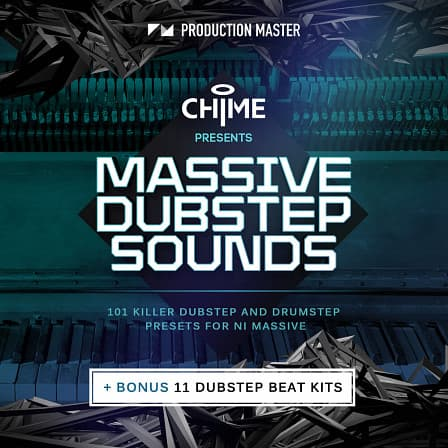 Chime Massive Dubstep Sounds & Beats product image