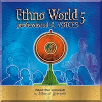 Ethno World 5 Professional & Voices product image