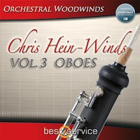 Chris Hein Winds Vol.3 Oboes product image