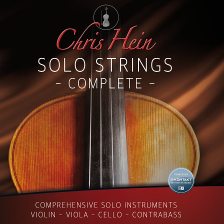 Chris Hein Solo Strings Complete product image