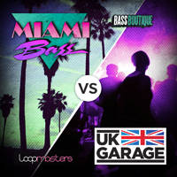 Miami Bass vs UK Garage product image
