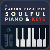 Soulful Piano & Keys - MIDI & Loops product image