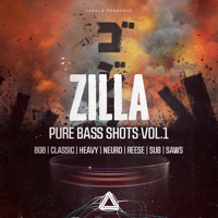 Zilla - Pure Bass Shots Vol.1 product image