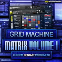 Grid Machine - Matrix Vol.1 product image