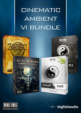 Cinematic Ambient VI Bundle product image