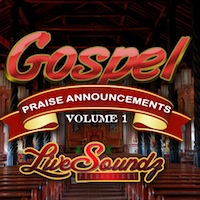 Gospel Praise Announcements Vol.1 product image