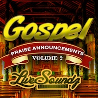 Gospel Praise Announcements Vol.2 product image