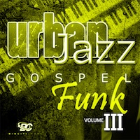 Urban Jazz Gospel Funk Vol.3 product image