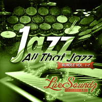All That Jazz Bundle (Vol 1-7) product image