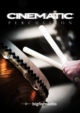Cinematic Percussion product image