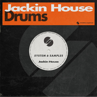 Jackin House Drums product image
